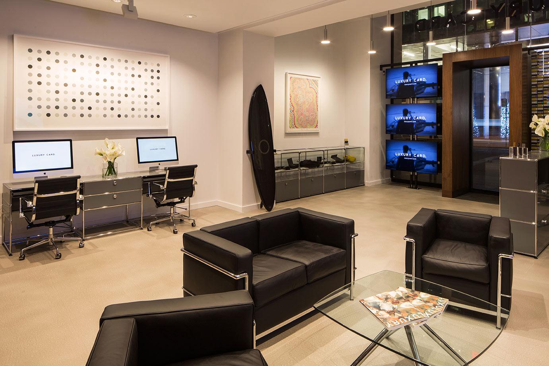 Luxury Card Press Release Luxury Card Opens Luxury Lounge Ny On Manhattan S Madison Avenue