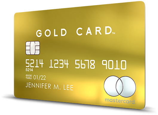 Luxury Card Mastercard Gold Card